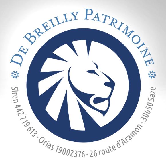 Logo De Breilly Patrimoine