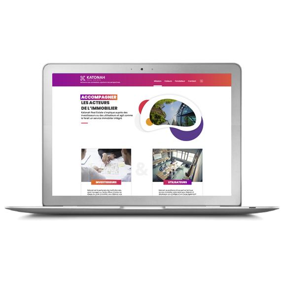 Webdesign katonah.fr